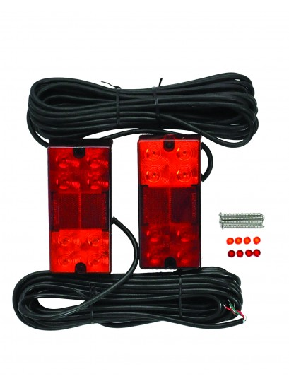 TRAILER LIGHTS KIT LED WITH 9M WIRE
