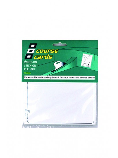 RACE COURSE CARD - 15 PACK