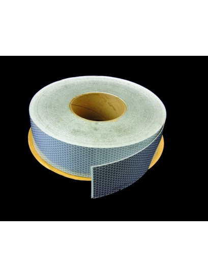 PSP REFLECTIVE TAPE SILVER SOLAS APPROVED