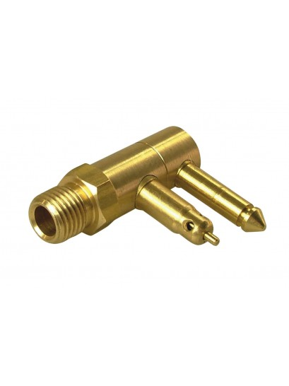 BRASS TANK ADAPTOR MERCURY 1999 onwards