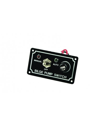 BILGE PUMP SWITCH + LED