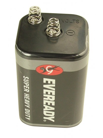 BATTERY - SUPER HEAVY DUTY FOR DOLPHIN TORCH