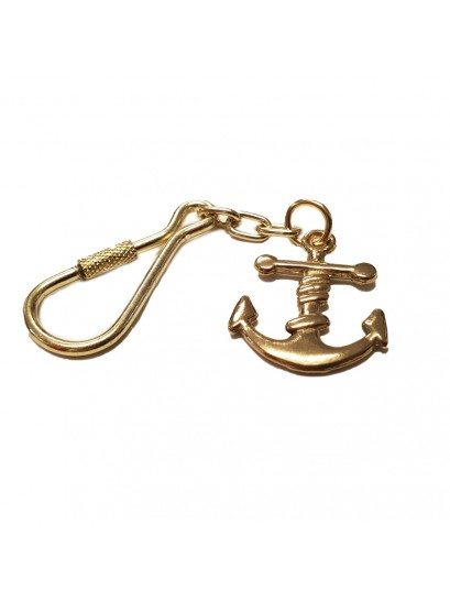 KEY CHAIN LARGE ANCHOR