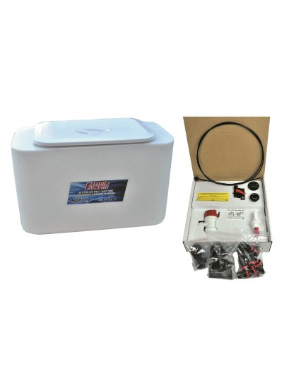 Flowrite Livewell 30L Assembly - System 4 Kit  and 30L Tank