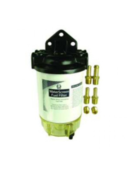 WATERSCREEN FUEL FILTER ASSEMBLY MERCURY STYLE