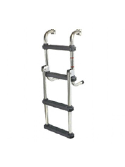 LADDER S/S - 4 STEP LONG BASE