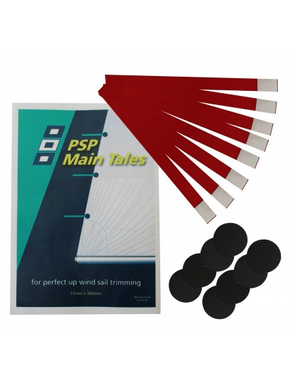 MAIN TALES 8 X 45MM DISCS and 8 X 250MM STRIPS