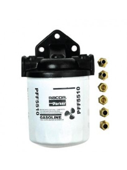 WATER SEPARATING FUEL FILTER ASSEMBLY