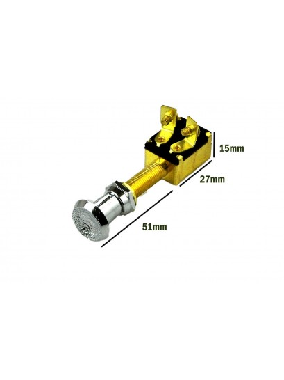 Two position pull switch kit