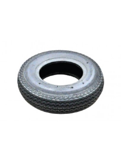 """TYRE 10"""" 500 X 10 X 8PLY AND TUBE"""
