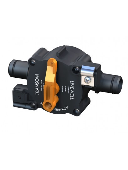 Valve for System 3 Barbed - Three Position Automatic