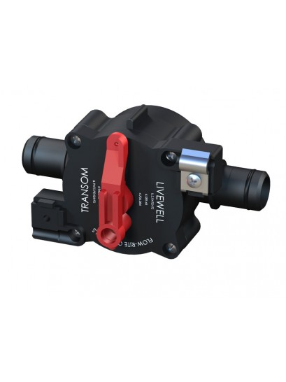 Valve for System 4 Qwik-Lok - Three Position Select