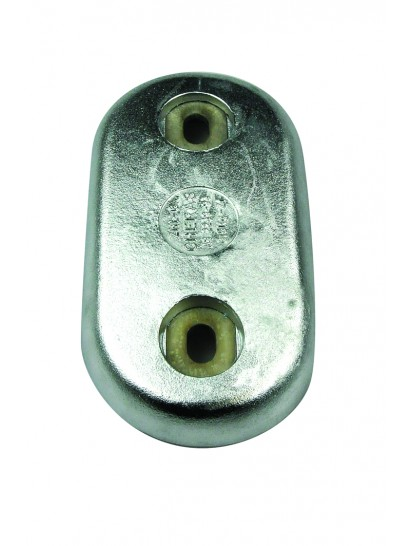 Slotted Hull Block Anodes