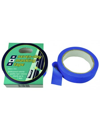 MASKING TAPE 7 DAY BLUE