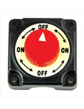 BATTERY MASTER SWITCH ON/OFF