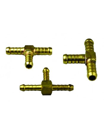 BRASS T PIECES
