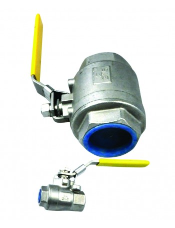 Ball Valve - Stainless Steel