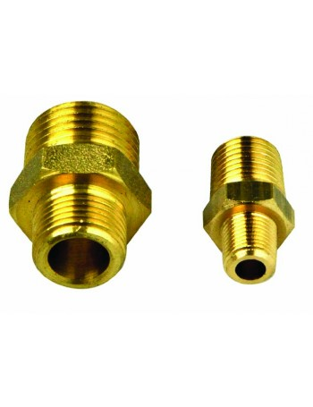 BRASS REDUCER MALE