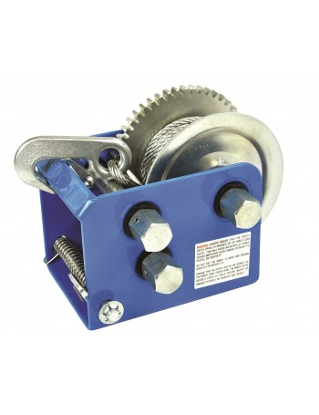 WINCHES W/ 10:1, 5:1 & 1:1 GEAR RATIO