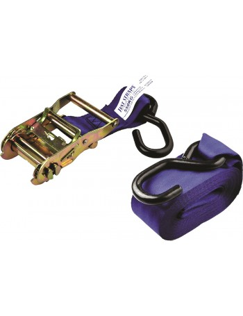 RATCHET TIEDOWN MEDIUM DUTY - 50MM X 5.5M