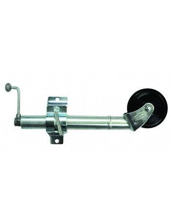 "JOCKEY WHEELS 6"" CLAMP ON"