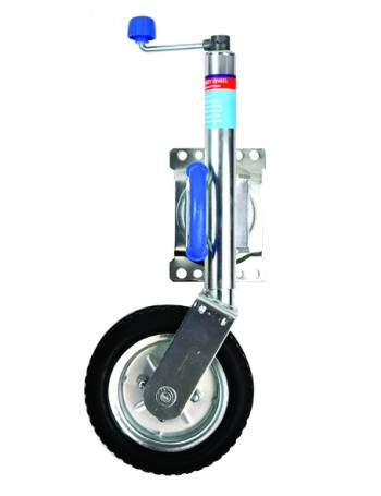 "JOCKEY WHEEL 10"" SWING AWAY"