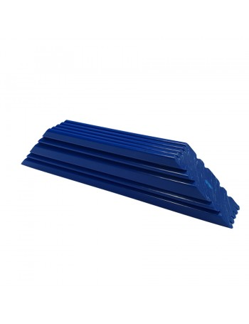 SKID BLOCK SMALL 300MM X 40MM X 70MM BLUE