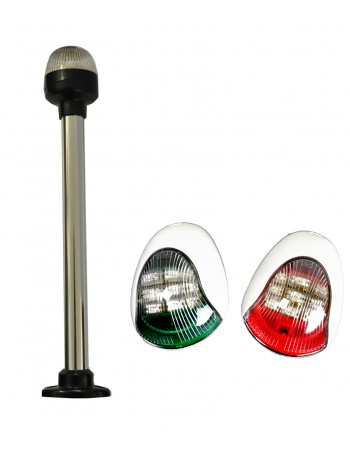 Anchor & Riding Light Kits - Fixed Anchor Light
