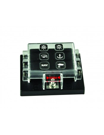 BLADE FUSE BOX POWER TERMINALS