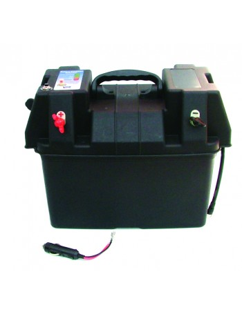 POWER PACK BATTERY BOX