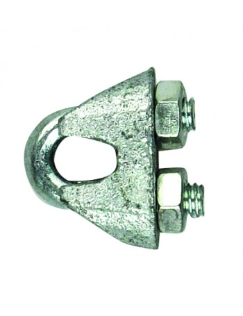 WIRE ROPE GRIPs GALVANISED