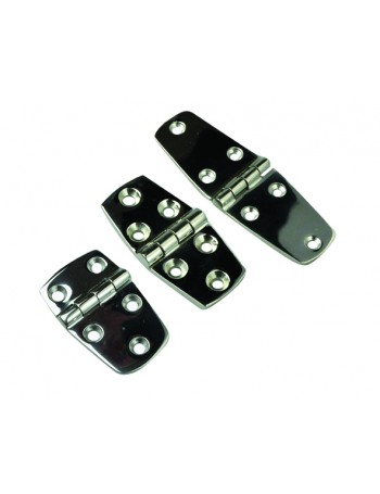 CAST STAINLESS STEEL HINGES