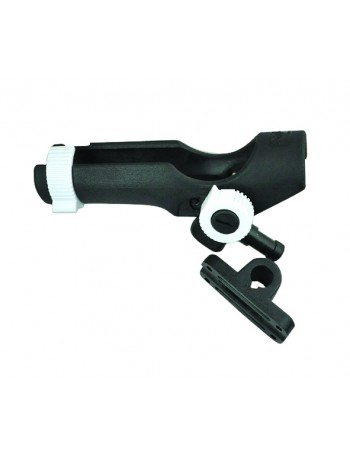 ROD HOLDERS PLASTIC SWIVEL MOUNT + Mount Brackets