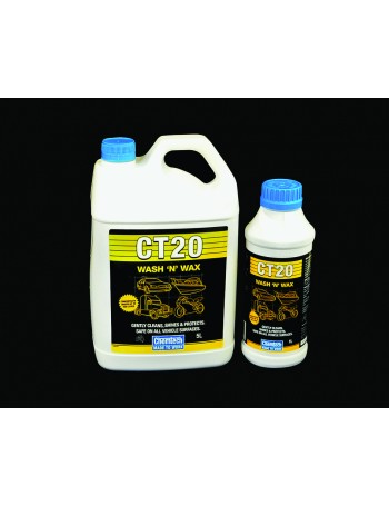 CT20 WASH & WAX 1L