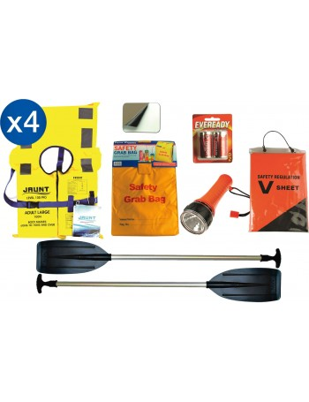 Boat Saftey Compliance Kits - Recreational Water Activities Package