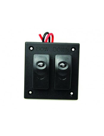 LECTROTAB ROCKER SWITCH CONTROL PANEL