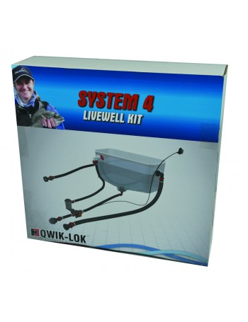 Flow-rite livewell kit system 4
