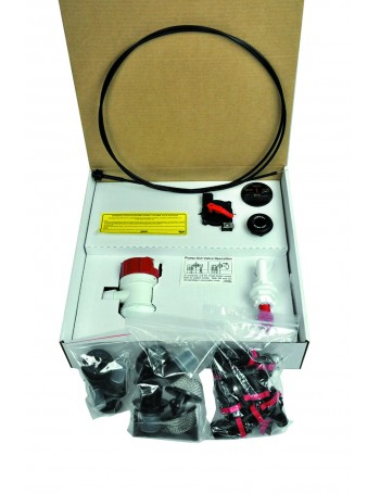 Flow-rite livewell kit system 3 - BASS BOATS