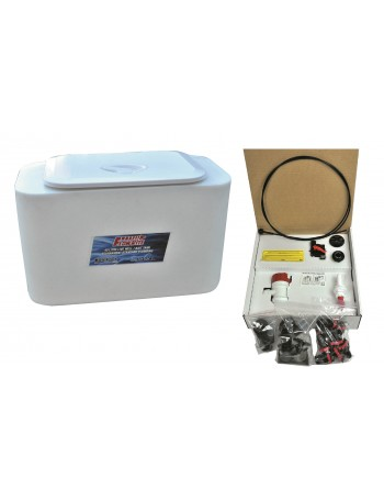 Flowrite Livewell 40L Assembly - System 4 Kit  and 40L Tank