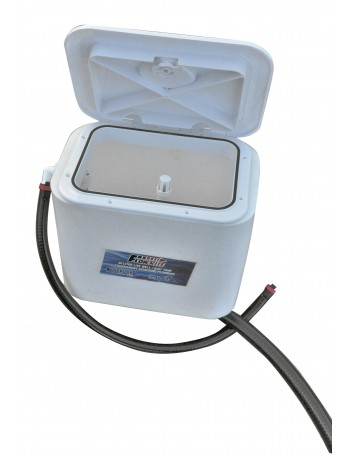 FLOW-RITE LIVEWELL 30LTR TANK - POWERSTREAM VERSION