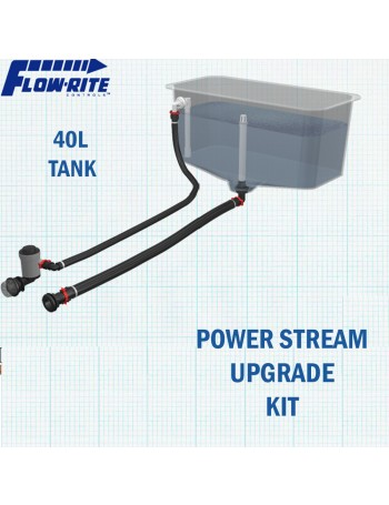 FLOW-RITE LIVEWELL 40LTR TANK - POWERSTREAM UPGRADE