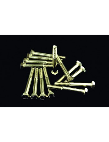 "304 Grade 1/4"" Hex Bolts"