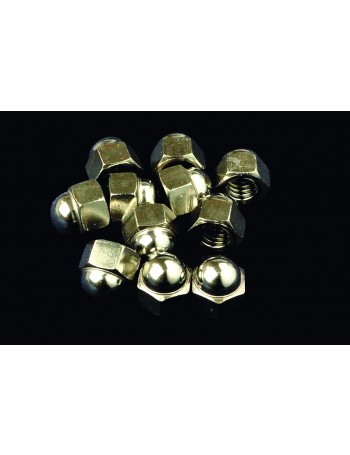 Dome Hex Nuts