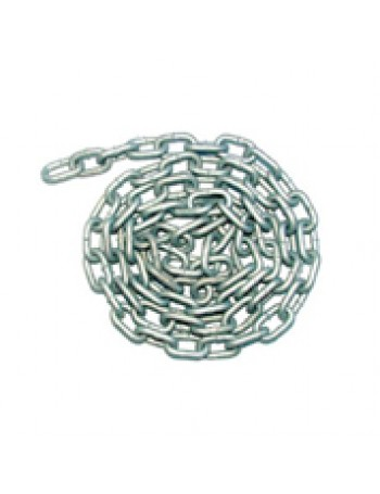 Galvanized 13mm Chain - 2M Lengths