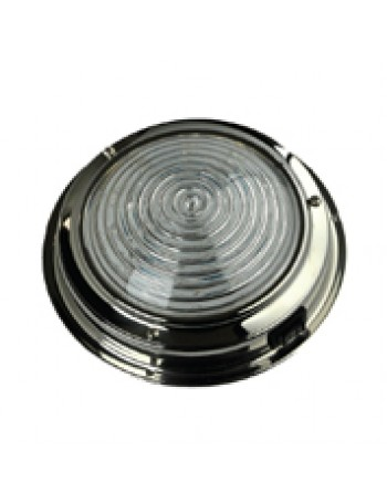 "L.E.D DOME LIGHT 5 1/2"" S/S"