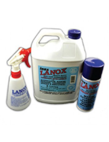 LANOX LANOLIN 5L + SPRAY BOTTLE