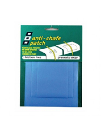 ANTI CHAFE PATCH CLEAR 4 SHEETS