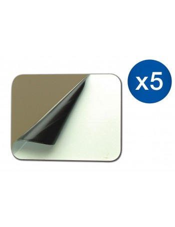 SIGNAL MIRROR SS - 5 PACK