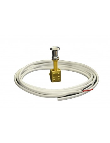 Brass Pull/Push Switch - Includes 3M of 3mm Auto Wire