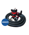 JOHNSON L650 1000GPH BILGE PUMP KIT